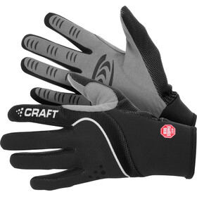 Craft Power WS - Guantes largos - negro